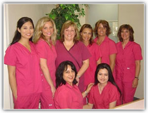 dr lilian ivankovic and staff